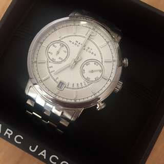 Marc Jacobs Metal Watch