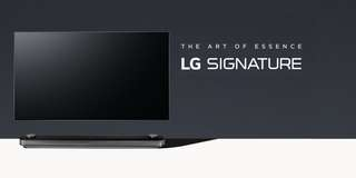 LG SIGNATURE 65W8 WALLPAPER OLED