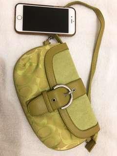 Original Coach small bag