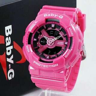 CASIO BABY-G GA110 New
