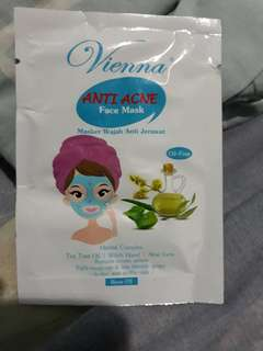 Vienna acne mask