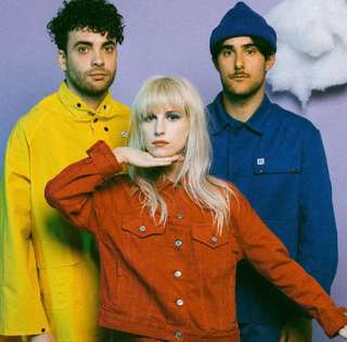 2 TICKETS TO PARAMORE SEC 203