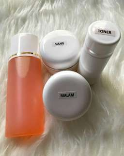 Cream Wajah Wanita