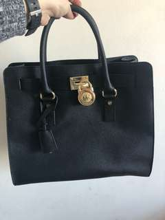 Mk Black purse