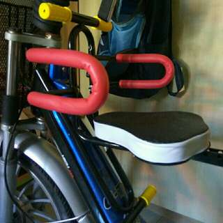 Only for ebike children seater age 1 to 3