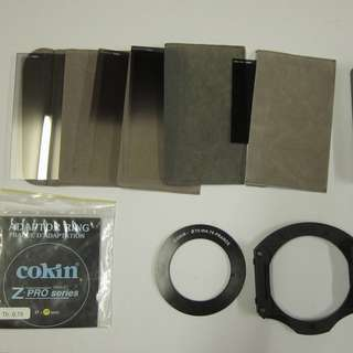 COKIN Z-PRO SOFT GRAD SQUARE FILTER KIT