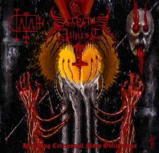 Serpents Athirst - Heralding Ceremonial Mass Obliteration Vinyl LP Record