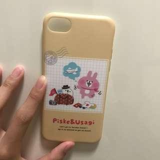 卡娜赫拉P助兔iPhone7/8 phone case電話殼