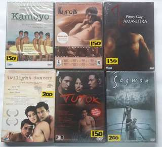 Tagalog Filipino Pinoy Gay Themed Movies