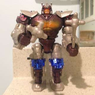 Transformers Beast Wars Transmetal Optimus primal