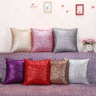 Sequins Pillow Case