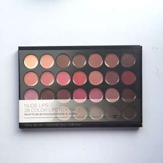 BH Cosmetics Lipstick Palette Original (Nude Edition)