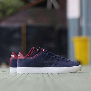 Adidas Neo Court Suede Navy BNWB