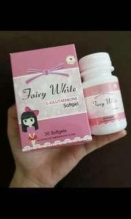 Fairy Skin L-Glutathione Softgel