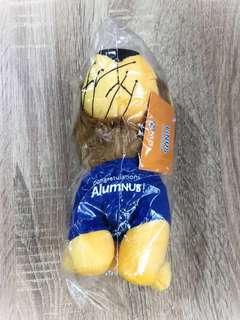 NUS Congratulations Alumnus Lion (Linus)