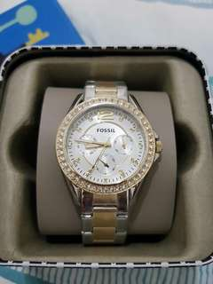 Fossil watch from US