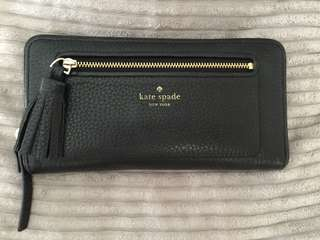 Sale❗️ KATE SPADE PURE LEATHER WALLET 💯% AUTHENTIC 👍 MINT CONDITION
