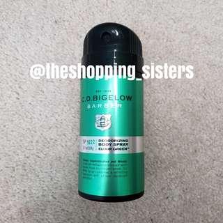 Bath&Body Works CO Bigelow deodorizing body spray