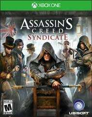 Xbox One Assassin's Creed Syndicate with steel box