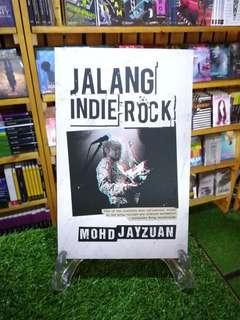 BUKU : JALANG INDIE ROCK (BM)