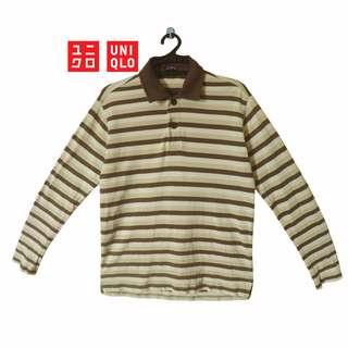 Long-Sleeve Polo UNIQLO Original