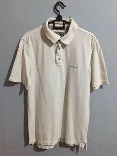Polo shirt watchout