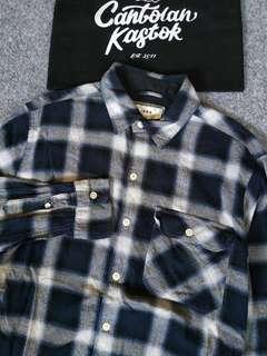ikka flannel shirt