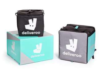 Deliveroo Bag (Large & Small)