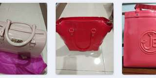 3 BAGS *Authentic*NEW*Preloved*