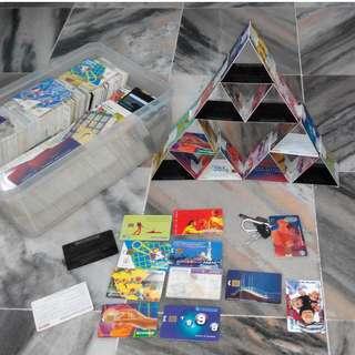 90年代电话卡(一套50张))