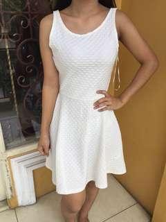 White Dress by H&M