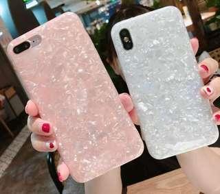 🆕🆕幻彩貝殼iPhone case