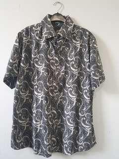 Kemeja batik jackerton like new