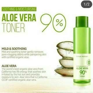 Aloe Vera 90% Toner