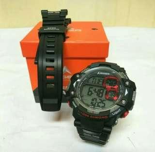 Jam tangan eiger original