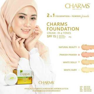 CHARMS FOUNDATION