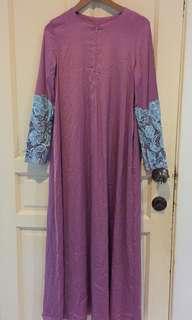 BF MUSLIMAH DRESS