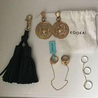 Kookai Jewellery Bundle