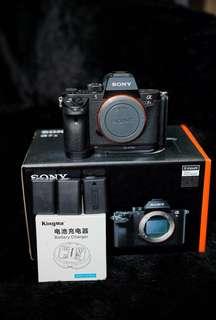 Sony A7Rii || Sony Alpha 7R mark II || nego