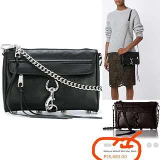 Authentic 💯 Rebecca Minknoff Crossbody Body Bag