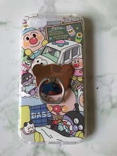 Case for iPhone 7 / 8 free iRing