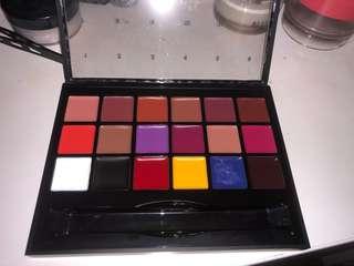 Anastasia Beverly Hills lipstick pallet limited ed