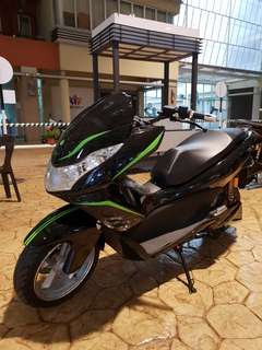 [MUST VIEW] Electric Motorbike T-90
