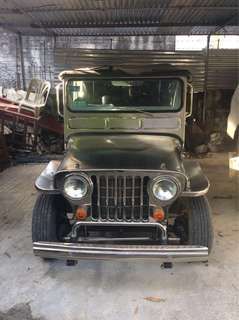 Owner type jeep Stainless