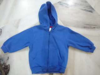 Blue Dymples Jacket