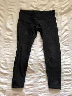 Lululemon 3/4 Dark Grey Legging (Size M)