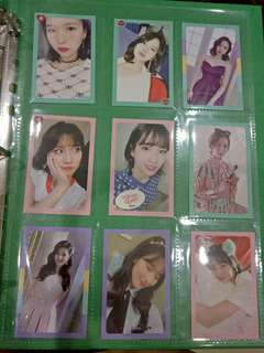 Twice what is love photocards collections