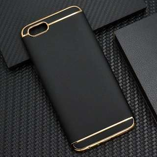 Electroplate Matte Case for Samsung, Vivo, Oppo, Huawei, & iPhone