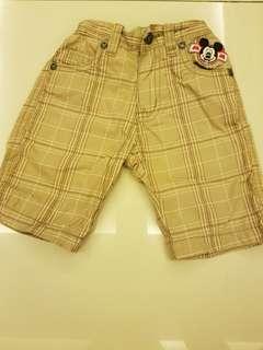 Disney mickey mouse Short Pants