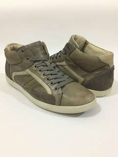 Geox Respira mid-top leather
